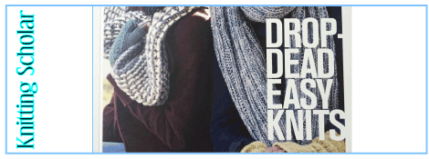 Review: Drop-Dead Easy Knits post image