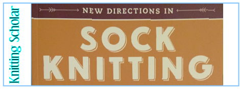 Review: New Directions in Sock Knitting post image
