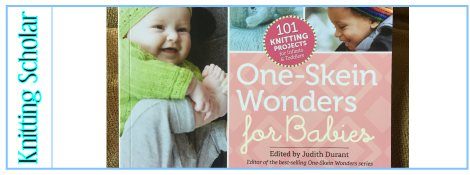 Review: One-Skein Wonders for Babies post image
