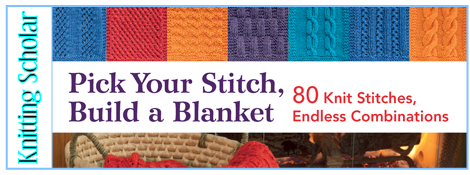 Review: Pick Your Stitch, Build Your Blanket post image
