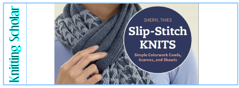 Review: Slip-Stitch Knits post image
